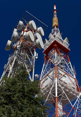 antennas: Telecommunication Antennas