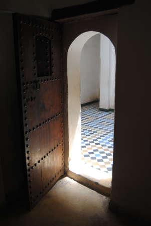 mistery: Interior Arabian school class