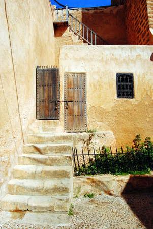arabian: Arabian House entry Stock Photo