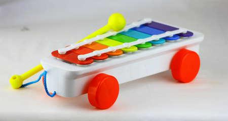 xilofono: Colorful Toy Xylophone