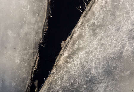 winter thaw: Pair of Ice Sheets