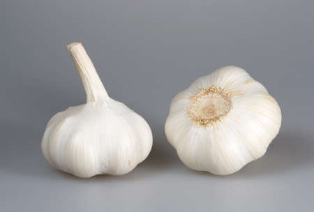 a pair of: Pair of Garlic Bulbs