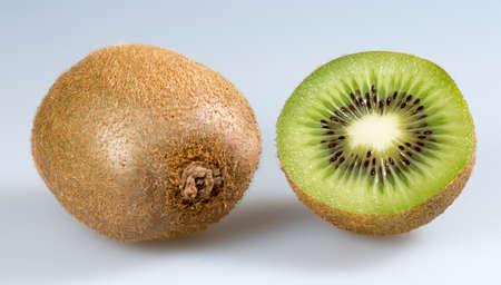 kiwi fruta: El kiwi primer plano