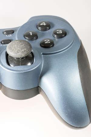 game controller: Video Game Controller Stock Photo