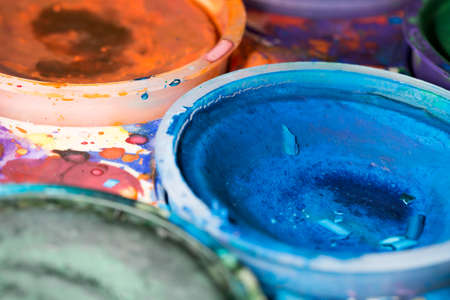 paint palette: Water Colour Paint Palette