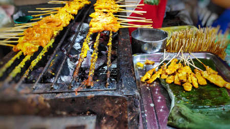 Street food culture in Thailand has many symptoms and types.