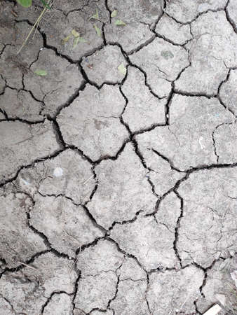 Stock Photo - Cracked textured dry ground surface as a background. Stock Photo