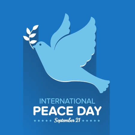 world peace: International Peace Day