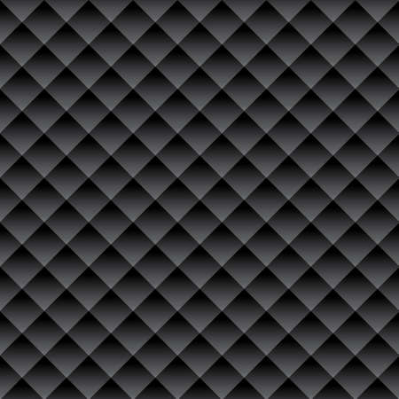 diamond shape: Vector background diamond shape in dark