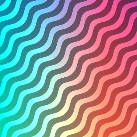 multi colour: Vector Background shape overlay on gradient multi colour