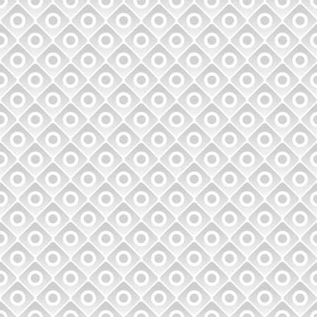 diamonds on black: Vector Background  grey & white