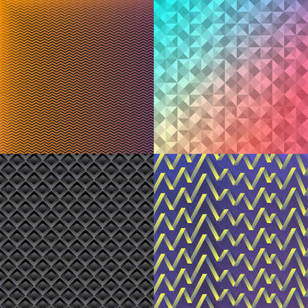 Set vector background for compose in everything  design Stock Illustratie