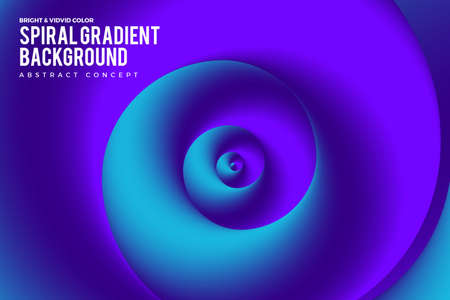 Landing abstratc background concept fluid dynamic vivid bright gradient color. geometric graphic icon element decoration design template. Vector illustrate. Stockfoto - 129947536