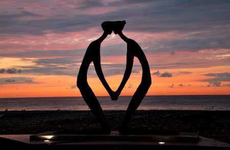 amorous: Amorous sculpture