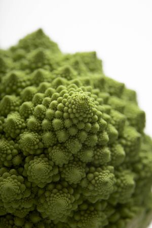 romanesco: Broccoli Romanesco