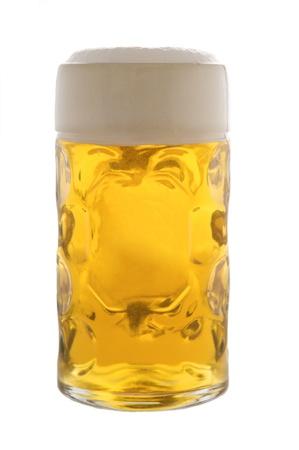 liter: Beer in a stein