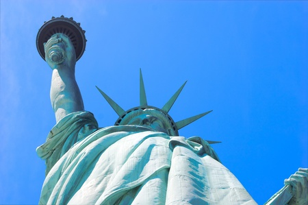 Miss liberty Stock Photo - 10427469