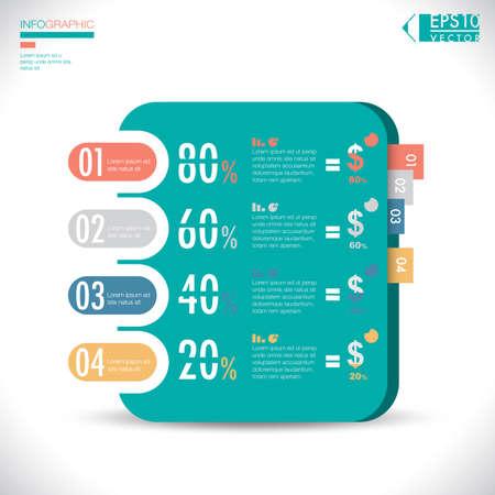 infographic design.  10 vector file.