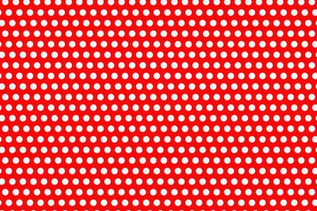 Seamless Polka dot pattern vector illustration Vektoros illusztráció