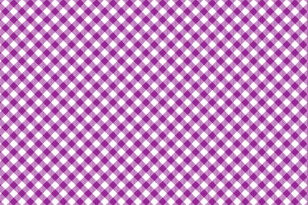 Firebrick Gingham pink and white pattern. Texture from rhombus/squares for - plaid, tablecloths, clothes, shirts, dresses, paper and other textile products.
