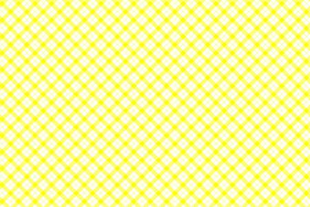 Patrón de cuadros vichy. Textura de rombos / cuadrados para: cuadros, manteles, ropa, camisas, vestidos, papel, ropa de cama, mantas, edredones y otros productos textiles. Ilustración vectorial eps 10