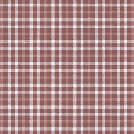 Motif en rose clair. Texture pour plaid, nappes, vêtements, chemises, robes, papier, literie, couvertures, couettes et autres produits textiles. Illustration vectorielle