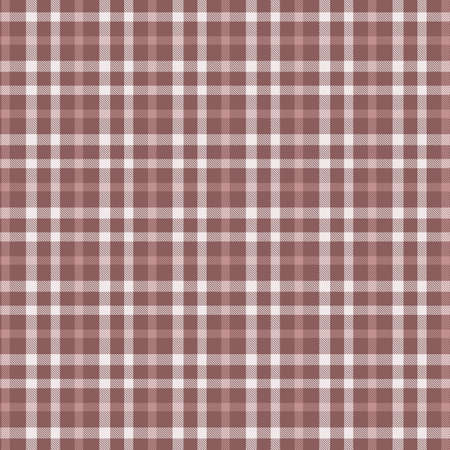 Pattern in Light Pink . Texture for plaid, tablecloths, clothes, shirts, dresses, paper, bedding, blankets, quilts and other textile products. Vector illustration