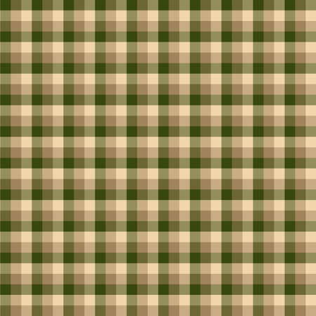 Gingham seamless green pattern. Texture for plaid, tablecloths, clothes, shirts,dresses,paper,bedding,blankets,quilts and other textile products. Vector Illustration 일러스트