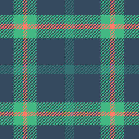 Tartan Pattern in Blue and Green. Texture for plaid, tablecloths, clothes, shirts, dresses, paper, bedding, blankets, quilts and other textile products.