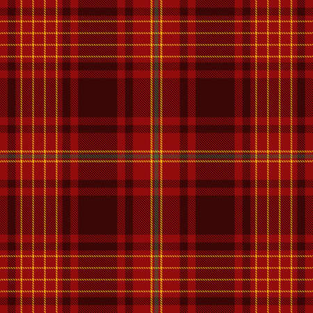 Tartan Pattern in Red and Grey. Texture for plaid, tablecloths, clothes, shirts, dresses, paper, bedding, blankets, quilts and other textile products.