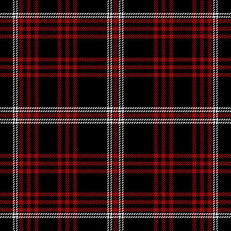 Tartan Pattern in Red and Black.Texture for plaid, tablecloths, clothes, shirts, dresses, paper, bedding, blankets, quilts and other textile products.
