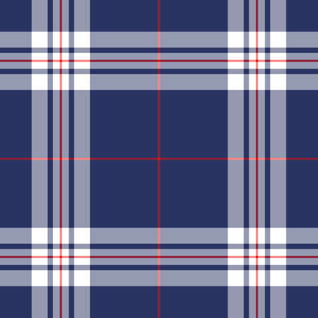 Tartan Pattern in Blue and White.Texture for plaid, tablecloths, clothes, shirts, dresses, paper, bedding, blankets, quilts and other textile products.