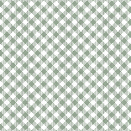 Gingham seamless pattern. Texture from rhombus/squares for - plaid, tablecloths, clothes, shirts, dresses, paper, bedding, blankets, quilts and other textile products. Standard-Bild - 133678425