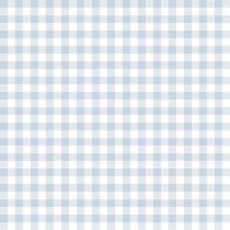 Gingham-nahtloses Muster. Textur aus Rauten/Quadraten für - Plaid, Tischdecken, Kleidung, Hemden, Kleider, Papier, Bettzeug, Decken, Steppdecken und andere Textilprodukte.