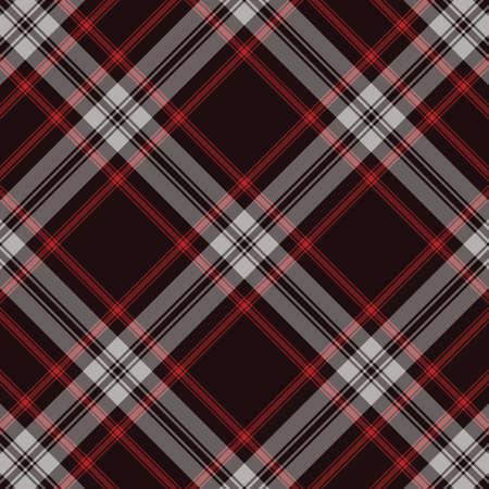 and black seamless pattern. Texture for plaid, tablecloths, clothes, shirts, dresses, paper, bedding, blankets, quilts and other textile products. Vector illustration Çizim