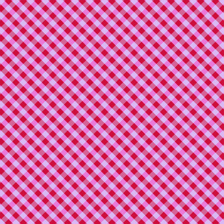 Gingham pattern. Texture from squares for plaid, tablecloths 向量圖像