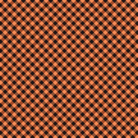 Gingham pattern. Texture from squares for plaid, tablecloths, clothes, shirts, dresses, paper, bedding, blankets, quilts and other textile products. Vector illustration