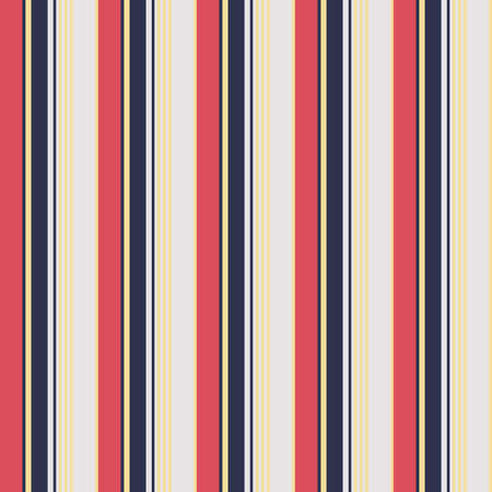 Stripe seamless pattern with colorful colors parallel stripes. Vector illustration EPS 10 Zdjęcie Seryjne - 148979436