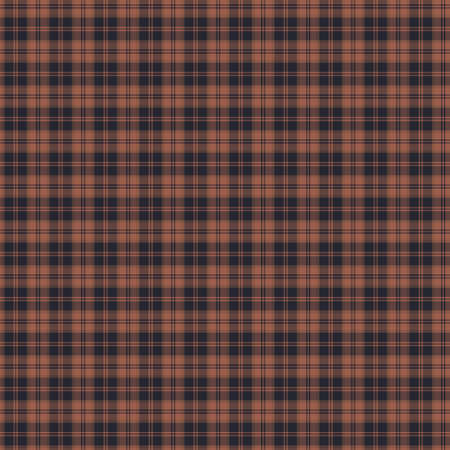 Tartan plaid pattern background. Texture for plaid, tablecloths, clothes, shirts, dresses, paper, bedding, blankets, quilts and other textile products. Vector illustration EPS 10