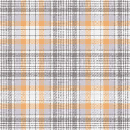 Tartan plaid pattern background. Texture for plaid, tablecloths, clothes, shirts, dresses, paper, bedding, blankets, quilts and other textile products. Vector illustration Zdjęcie Seryjne - 157365149