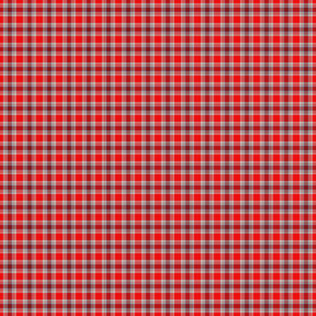 Tartan plaid pattern background. Texture for plaid, tablecloths, clothes, shirts, dresses, paper, bedding, blankets, quilts and other textile products. Vector illustration Zdjęcie Seryjne - 157371873