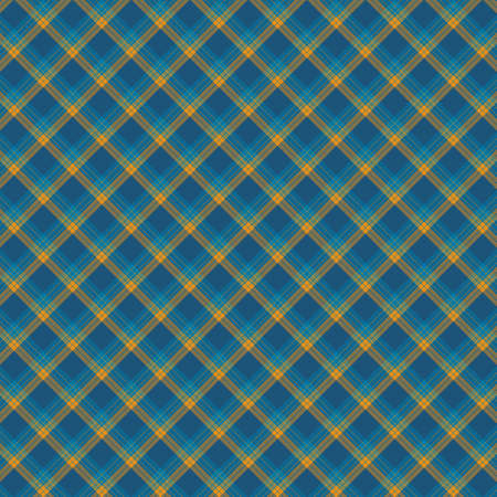 Tartan plaid pattern background. Texture for plaid, tablecloths, clothes, shirts, dresses, paper, bedding, blankets, quilts and other textile products. Vector illustration Zdjęcie Seryjne - 157372367