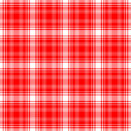 Tartan plaid pattern background. Texture for plaid, tablecloths, clothes, shirts, dresses, paper, bedding, blankets, quilts and other textile products. Vector illustration EPS 10 Zdjęcie Seryjne - 158348349
