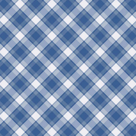 Tartan plaid pattern background. Texture for plaid, tablecloths, clothes, shirts, dresses, paper, bedding, blankets, quilts and other textile products. Vector illustration EPS 10 Zdjęcie Seryjne - 158348404