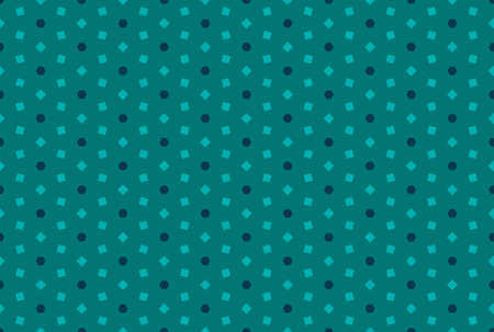 Seamless geometric pattern design illustration. In blue colors. Imagens