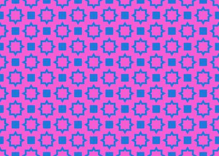 Seamless geometric pattern design illustration. Background texture.