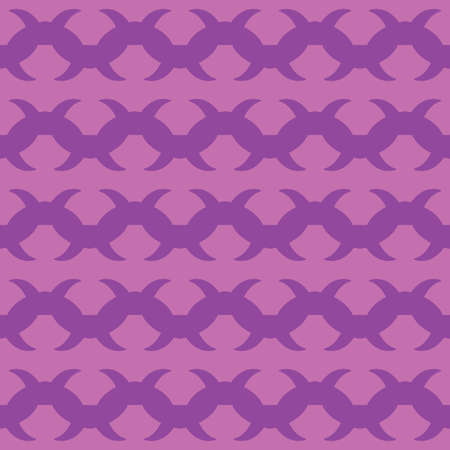 Vector seamless pattern texture background with geometric shapes, colored in purple, violet colors.