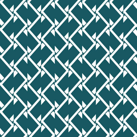 Vector seamless pattern texture background with geometric shapes, colored.