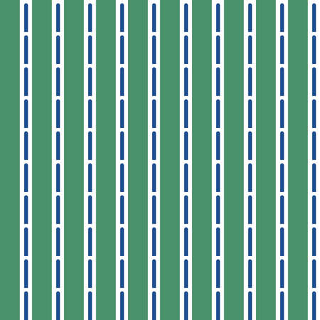Vector seamless pattern texture background with geometric shapes, colored in green, blue and white colors.