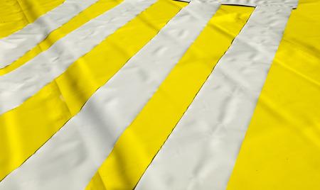 Roof Waterproofing Stock Photo